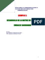 Guia 2 Para Evaluacion Ambiental (Matriz)