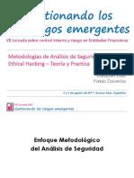 Test de Intrusión Un Enfoque Metodológico Ezequiel Sallis y Pablo Davenia