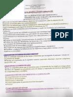 Manual Objetivos