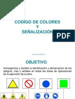 Codigo de Colores y Señalización (v.2016)