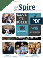The Spire Newsletter, October 24, 2017