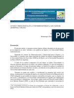 Acceso y permanencia en la Universidad Pública - Casos de Argentina y Brasil.pdf