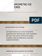 Dinamometro de Motores