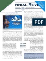Centennial Review November 17, 2017