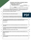 Test 2 Question BIO F111 Set B SemI, 2014-15