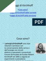 Legge Di Kirchhoff