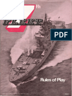 Victory Games 7th Fleet Rules