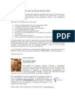 Curso de Desarrollo Web Con Visual Studio 2005