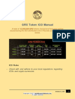 How to Participate in the GRX ICO