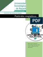 Unidad 3 - Particulas Magneticas