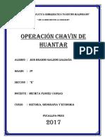 CHAVIN D HUANTAR