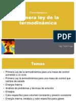 4. Primera Ley de La Termodinamica(1)