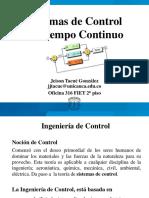 1.1 Sistemas de Control Realimentado