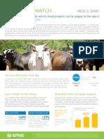 Spins Trendwatch - Meat & Dairy