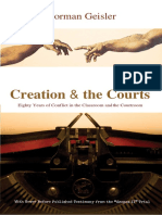 Creation and the Courts_ Eighty Years of Conflict in the Classroom and the Courtroom