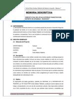 Memoria Descriptiva Ovalo Esteban P..docx