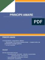 Principii Amare