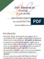 L09.Identificacion Experimental