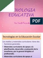 Tecnologia Educativa