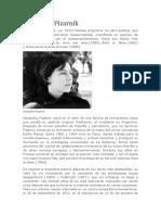Alejandra Pizarnik Biografía
