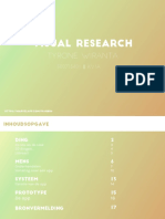 Visual Research Document