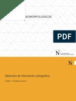 Clase 03_Parmetros Geomorfologicos