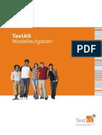 Test as Modell Auf Ga Ben Deutsch