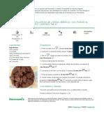 Recetario Thermomix® - Vorwerk España - Carrilleras de cerdo ibérico con pasas al Pedro Ximénez - 2015-03-09