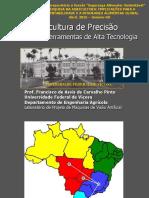 AP PALESTRA Agricultura de Precisão