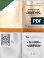 Pietro Lunardi - Projeto e Construção de Túneis - Parte 1