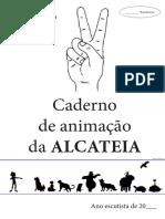 I SECÇÃO - LOBITOS Caderno de Animação da Alcateia