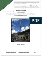 Informe Unimaq Sede Cusco