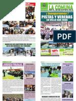 Boletín La Comuna