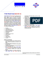 PI Titan Truck Plus SAE 15W-40