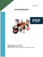 Plan de Negocios-Alexis Gomez