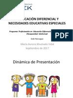 Ppt Unidad 1 Historia de La E.diferencial en Chile (1)