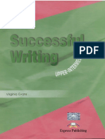 Successful Writing Upper Intermediate s