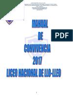 Manual de Convivencia 2017LN