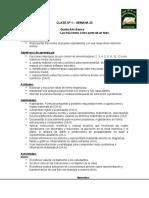 Planificacion Diaria Matematica 5b Semana 23
