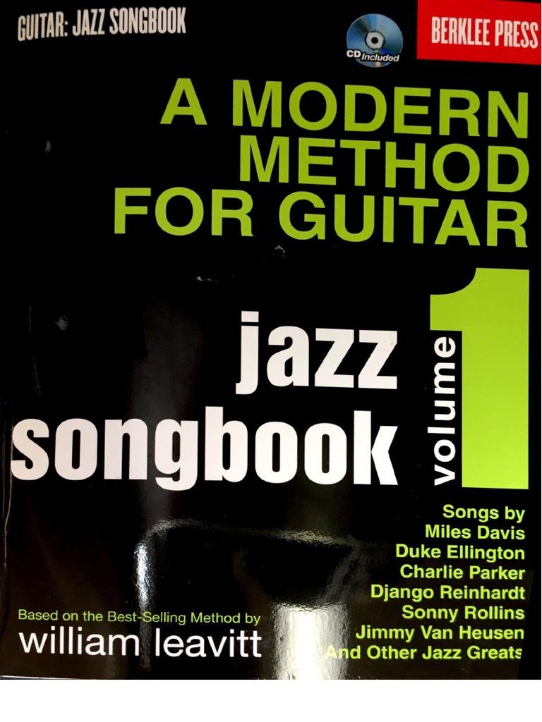 William Leavitt A Modern Method For Guitar Volume 1 Download