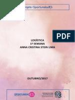 APOSTILA LOGISTICA