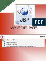 Introduccion a JSP