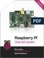 Raspberry Pi Guia Del Usuario 2da Ed en Espanol