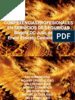 Competencias Laborales en El Servicio