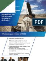 Aplicaciones Contables y Tributarias de Las Operaciones Con Instrumentos Financieros Derivados