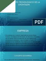 INSTITUTO TECNOLOGICO DE LA          CHONTALPA.pptx