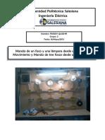 Practica Sensor Fotocelula