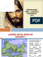 Jesùs Judio de Galilea Tema 1