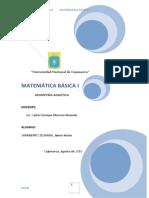 Monografia de Geometría Analítica