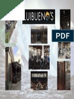 LB2 Presentation Board